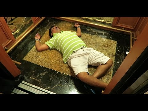 DEAD MAN IN ELEVATOR, SINGAPORE - CHARLENES REALTALK VLOG #29