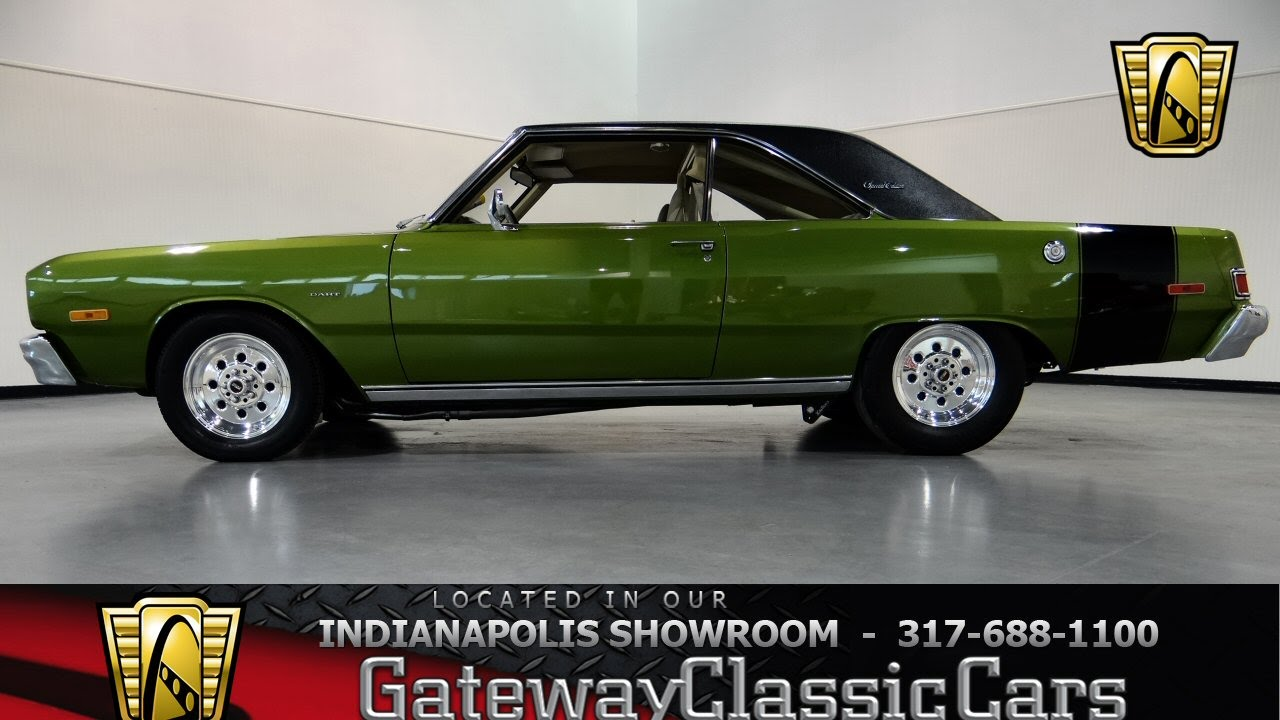 Cars For Sale In Indianapolis >> #303 - NDY - Gateway Classic Cars of Indianapolis - 1974 Dodge Dart - YouTube