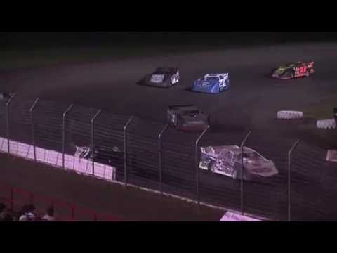 Red River Valley Speedway 06/24/2016 - NLRA Late Models Feature