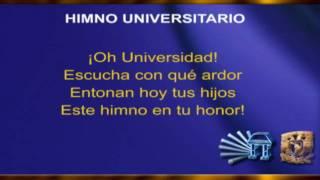Himno Deportivo Universitario -- Unam -- [universidad Nacional Autónoma De México]