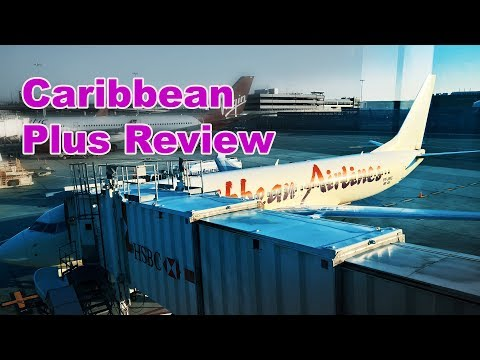 Caribbean Airlines Economy Plus Review