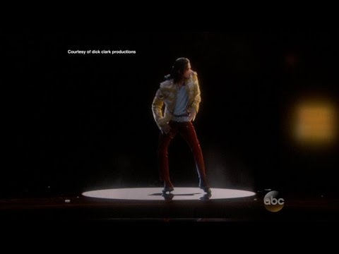 Michael Jackson Takes Center Stage at Billboard Music Awards