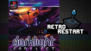 Darklight Conflict - Way Too Hot - Let's Play Playstation!