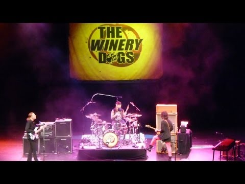 The Winery Dogs (Full Set) @ The Saban Theater, Beverly Hills, CA, 6/27/2014