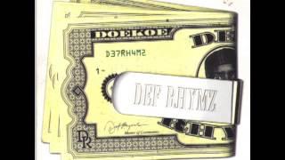 Def Rhymz -- Doekoe