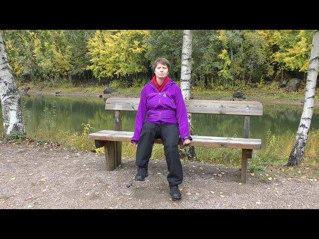 Ikäinstituutti: Kävelyllä vilkkaassa liikenteessä, Kunnon eväät - liike 24