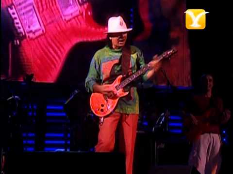Santana, Samba Pa Ti, Festival de Viña del Mar 2009