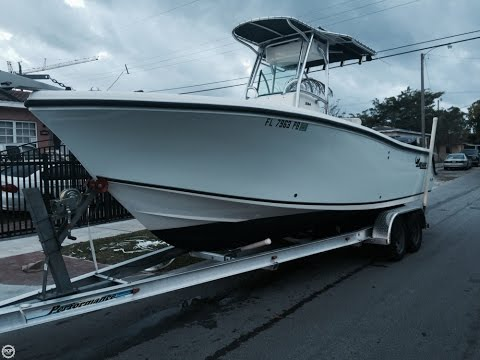 [UNAVAILABLE] Used 2009 Mako 234 In Miami, Florida