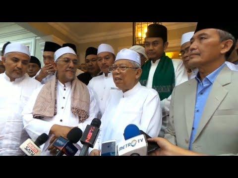 Habaib dan Ulama Nyatakan Dukungan ke Jokowi Ma'ruf Amin Mp3