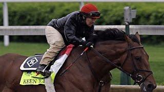 Is Iowa horse Keen Ice the next American Pharoah?