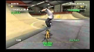 Мет Хоффман про БМХ 2 (для GameCube) довго інструкція не (60фпс)