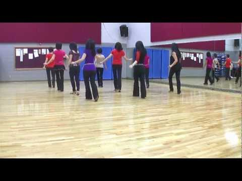 Bruises - Line Dance (Dance & Teach in English & 中文)