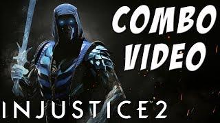 Injustice 2 - Sub-Zero Combo Video by Alerakdr1