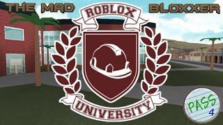 ROBLOX University-The Mad Bloxxer-quiz #4 (bônus recursos!) Respostas
