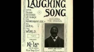 The Laughing Coon- George W. Johnson Cover