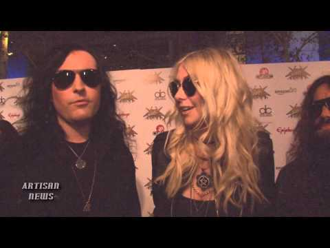 EXCLUSIVE - THE PRETTY RECKLESS INTERVIEW: RETURN TO GOLDEN GODS, FAN SUPPORT, AXL ROSE