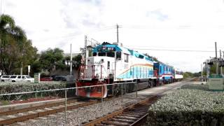 Tri-Rail/Amtrak at Deerfield Beach, FL 4/17/17