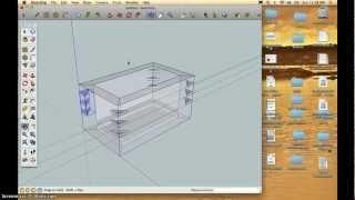 Keyed Miter Box Design