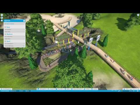 Jerma985 Full Stream: Planet Coaster