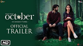 October | Official Trailer | Varun Dhawan | Ban...