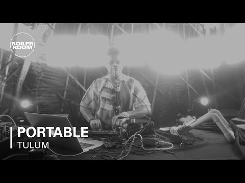 Portable Boiler Room Tulum x Comunite Live Set