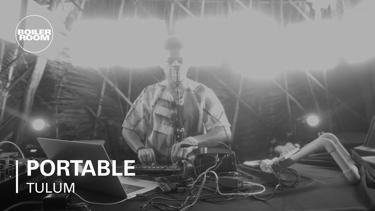 Portable Boiler Room Tulum x Comunite Live Set - YouTube