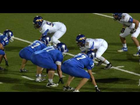 Football - RB vs. Lake Forest - 10-28-16
