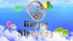 ☆♪ Geburtstagslied ☆♪ für meine Schwester Happy Birthday to you lustiges Geburtstags Video