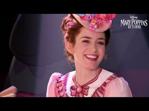Mary Poppins Returns | Now Playing
