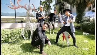 CNCO   Fiesta en mi casa letra/ english lyrics