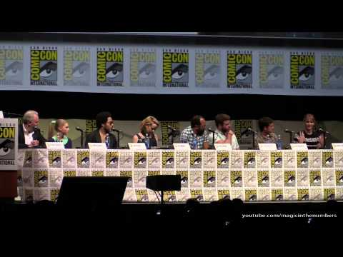Hunger Games Catching Fire panel SDCC 2013