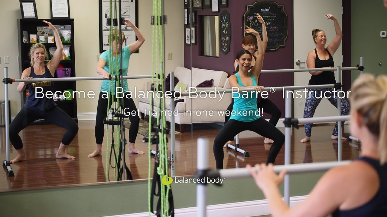 Become a balanced body barre instructor youtube become a balanced body barre instructor 1betcityfo Choice Image