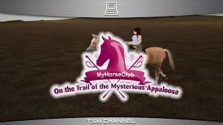 My Horse Club : On the Trail of the Mysterious Appaloosa : Wii (Horse Game)
