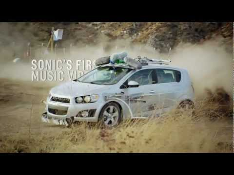 Chevy Sonic Stunt Anthem 2012 Super Bowl Commercial