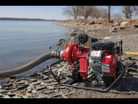 Testing The WATERAX B2X Mid-Range 2-Stage Fire Pump With M&L Supply
