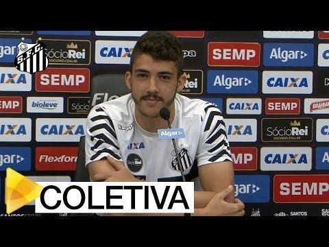 Gustavo Henrique | COLETIVA (27/07/17)