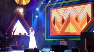 Young JV - MYX Music Awards 2015 with Tippy