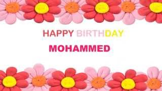 Mohammed   Birthday Postcards & Postales - Happy Birthday