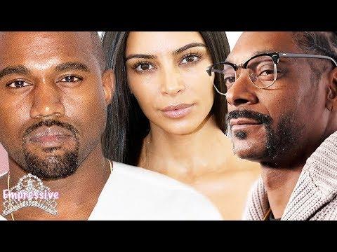 Snoop Dogg says that Kanye West needs a black woman, not a Kardashian!