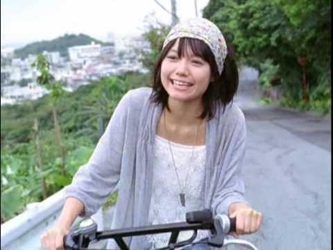 宮崎あおい CM 「自転車」篇 ...