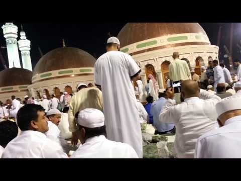 EID PRAYER AT AL HARAM MAKKAH,SAUDI ARABIA Travel Video