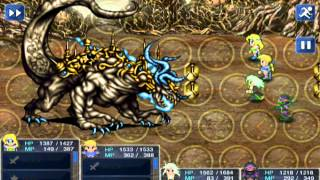Final Fantasy VI iOS - Ultima Weapon (Boss #16)
