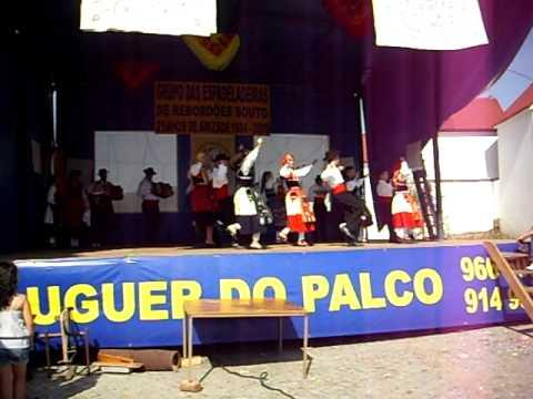 Escola de Folclore de Sta Marta - Rebordões do Souto - Chula de Viana
