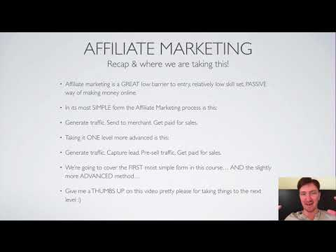 Affiliate Marketing For Beginners Full Course Part 2