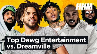 TDE vs Dreamville: J.I.D Wants All The Smoke