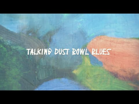Waxahatchee - Talking Dust Bowl Blues (Official Lyric Video)