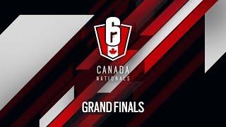 Rainbow Six Siege: LIVESTREAM Canada Nationals - Year Two | Grand Finals | Ubisoft [NA]