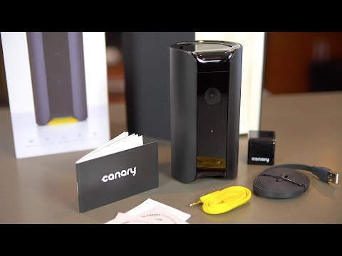 Canary Home Security System: Hands-on Review!