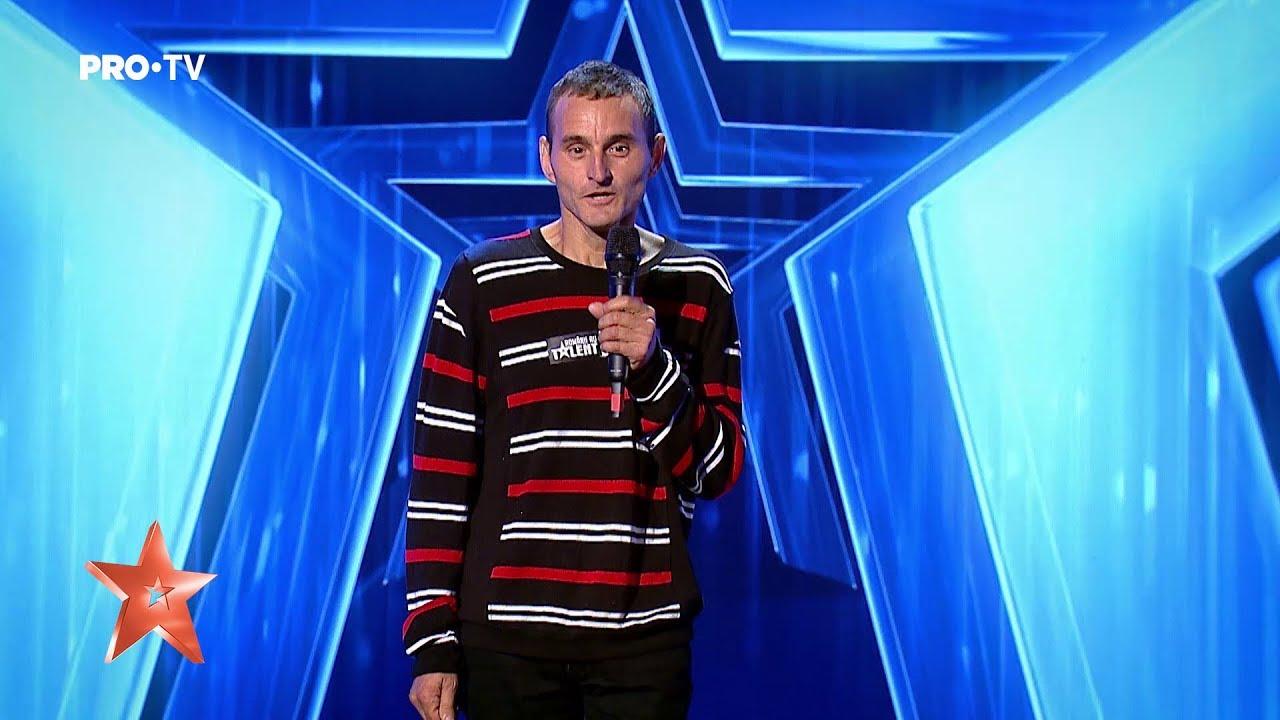 Românii au talent 2020: Grigore Mureșan