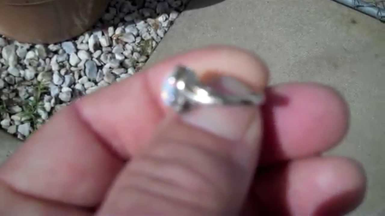 Diamond Ring I Do It